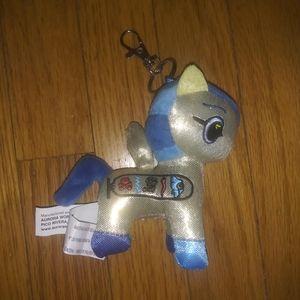 Tokidoki NWOT Cleo Unicorno keychain plush